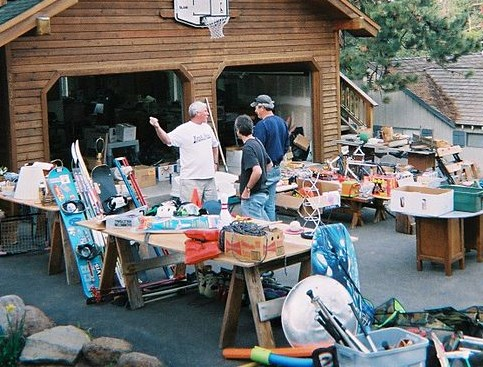Garage-vente