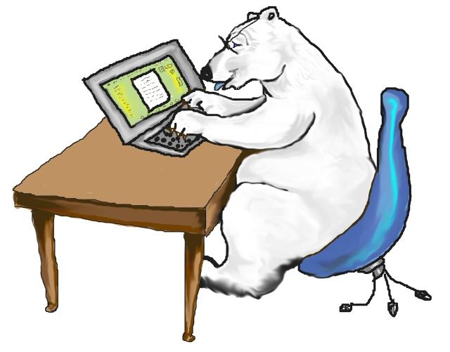 T-Bear écrit