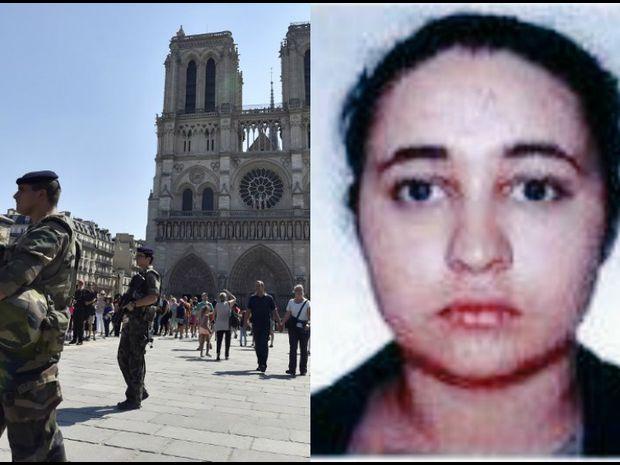 Attentat de Paris septembre 2016
