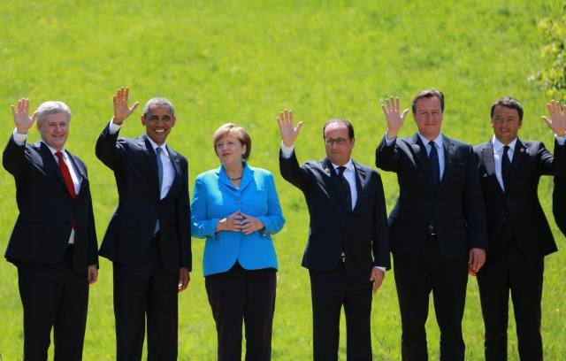 Sommet du G7 été 2015