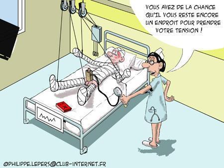 L'État Français aux soins intensifs