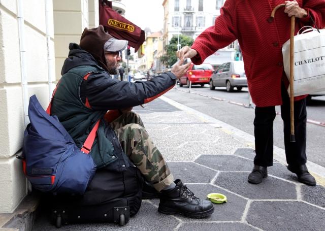 REUTERS/Eric Gaillard (FRANCE - Tags: SOCIETY) - RTXV8WJ
